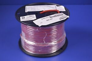 100 Belden Universal Cable Six 20awg Wires Foil Braid Shield Teflon Jacket