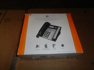 At t 1040 Cordered 4 Line Phone System