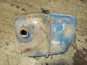 Ford 2000 3000 Tractor Gas Tank