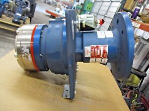 Wanner Hydra cell Iron Pump Mod d12ercghfeca Sn 319846 New