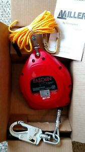 Miller Mp30 z7 30ft Falcon Self retracting Lifeline New