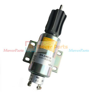 Full Throttle Solenoid For Prentice Log Loader F90 12v