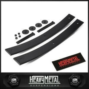 Fits Ford Ranger 1983 2011 1 5 2 Add A Leaf Spring Rear Level Lift Kit 2wd 4wd