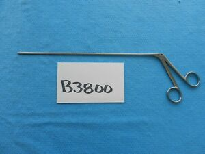 V Mueller Surgical Ent 2mm Jackson Laryngeal Biopsy Cup Forceps Be2420