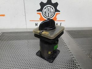 Klockner Moeller T4 2 Rotary Cam Switch 63a 500v With Knob Used Warranty