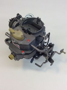 Carter Bbd Carburetor 1980 American Motors Jeep 232 258 Engine