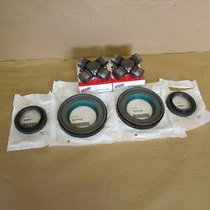 Seal And Greasable U Joint Kit Ford Super Duty F450 F550 Dana Super 60 Front
