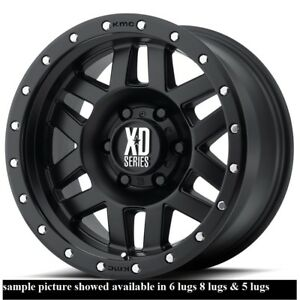 4 New 20 Wheels Rims For Nissan Titan Xd Hyundai Entourage 6 Lug 25181