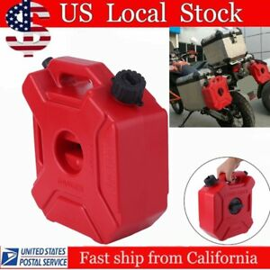 1 3 Gl 5l Fuel Pack W lock Gas Jerry Can Fuel Container Off Road atv utv jeep Oy
