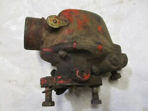 Ford Early 800 900 Tractor Tsx 593 Carburetor