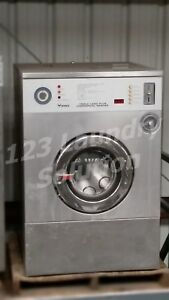 Ipso Front Load Washer Triple Load Plus Coin Op Stainless Steel