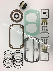 Ingersoll rand Ir Air Compressor Rebuild Kit Parts Model Ss3 Type 30