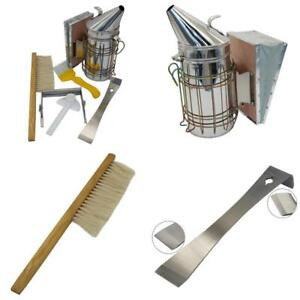 Blisstime Beekeeping Supplies Tool Kit Set Of Hive Smoker bee Brsuh Accessory