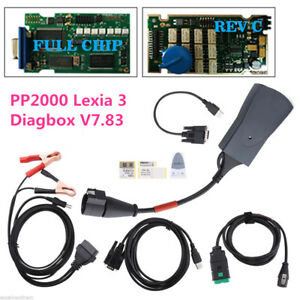 Diagnose For Lexia 3 Pp2000 Diagbox 7 83 Full Chip For Citroen Peugeot R