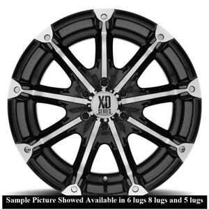 4 New 20 Wheels Rims For Dodge Ram 1500 Dakota 2wd Durango 2wd 4wd 29076