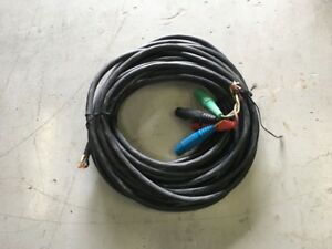 6 4 Soow 95 Foot Cable With Camlok To Bare Ends