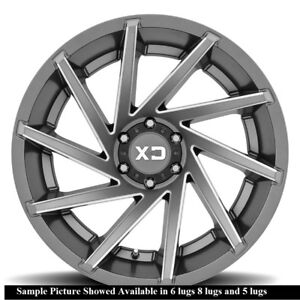 4 New 20 Wheels Rims For Toyota Land Cruiser Tundra Sequoia 29530