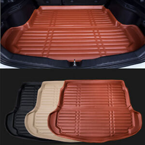 For Honda Accord 2008 2018 Car Rear Cargo Boot Trunk Mat Tray Pad Protector