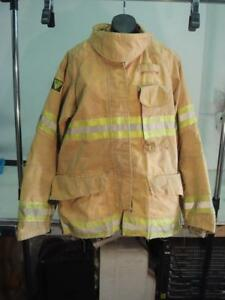 Jamesville Bunker Gear Turnout Jacket W Drd thermal Liner 46x32 Cvfm a3b6
