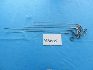 Stryker Surgical Laparoscopic Instruments Lot Of 5