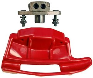 Red Nylon Mount Demount Duck Head Conversion Kit For Hunter Tire Changers