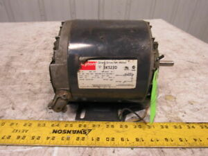 Dayton 5k523d 1 4hp 1140rpm 115v 60hz 1 2 Shaft Direct Drive Fan Motor