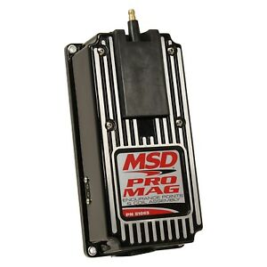 Msd Ignition 81063 Pro Mag Electronic Points Box