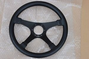 Vintage Personal Steering Wheel Clasic Bmw Mrcedes Vw Porsche Honda Mg Small 350