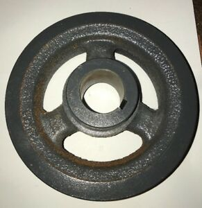 Browning 2 Groove V Belt Pulley Sheave 2bk65 3970 1 3 8