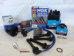 1996 2000 Honda Civic 1 6l Cx Dx Ex Lx Tune Up Kit With Magnetic Oil Drain Plug