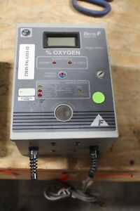 Delta F Series 500 Oxygen Analyzer 500 1 w 2 l 1