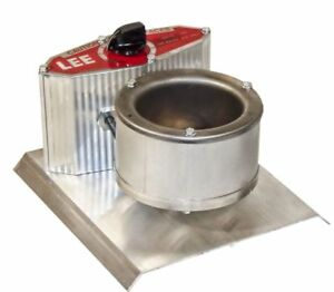 Lee Precision Melter Infinite Heat Control Works Quickly and Efficiently NEW