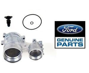 04 5 07 Ford 6 0l Powerstroke Oem Fuel Oil Filter Housing 4c3z 9c166 aa 3739