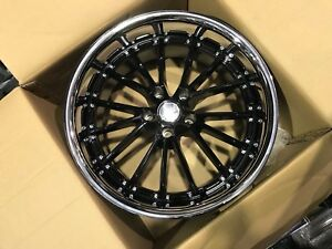 Rs2 20x10 5x120 Fits Most Mercedes Bmw Audi Acura Lexus More
