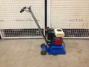 Bartel Sp8g Honda 8 Concrete Scarifier Surface Planer Milling Machine