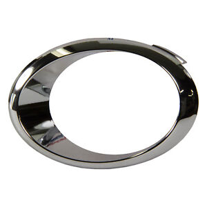 Oem New 2013 2016 Ford Fusion Chrome Fog Light Trim Ring Passenger Side