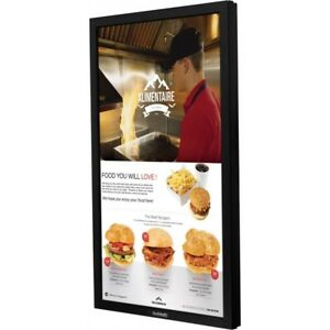 Digital Signage Outdoor Tv Sunbrite 47 Ds 4707estp Portrait 700 Nit Demo