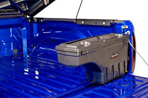Undercover Passenger Side Swing Case Toolbox 2017 2021 Super Duty F250 F350 Sd