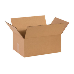 14x10x6 Shipping Boxes 25 Or 50 Pack Packing Mailing Moving Storage