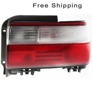 Tail Lamp Assembly Passenger Side Fits Toyota Corolla Sedan 1996 1997 To2801127