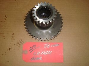 Used John Deere 850 950 1050 Transmission Gear Ref Ch11666