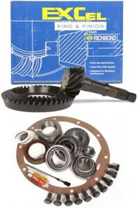 1983 2009 Ford 8 8 Rearend 4 56 Ring And Pinion Master Install Excel Gear Pkg