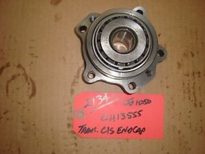 Used John Deere 1050 Differential Transmission Bearing End Cap Ref Ch13555