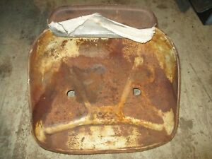 Ford Fordson Super Major 5000 Tractor Seat