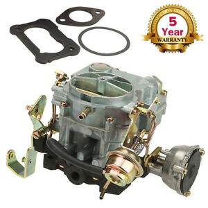 2gc Rochester Style Carburetor Carb For Chevrolet Chevy Engine 400 6 6l 600cfm