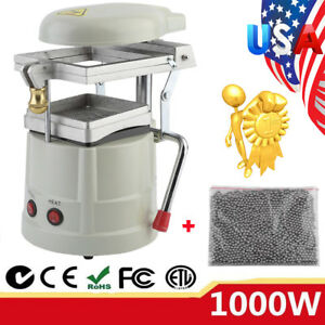 110v Dental Vacuum Forming Molding Machine Former Thermoforming Lab Equipment Oy