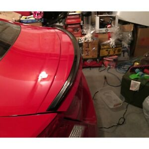 2001 05 Painted Sv Rear Boot Trunk Lip Spoiler Wing For Honda Civic Coupe