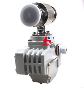 2 Stainless Steel 304 Tri Clamp Motorized Electric Actuated Ball Valve Ac220v