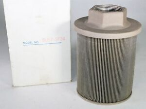 New In Box Servtek Marion Su57 sf24 Suction Strainer Hydraulic Filter J6