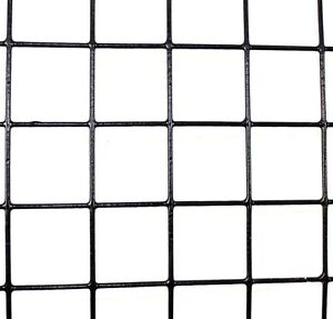 4 X 100 14 Gauge Welded Wire Pvc Coated 2 X 2 Fence Mesh Animal Fencing